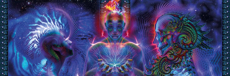 Luke Brown - Painting Inner Visions